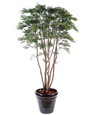 Künstlicher amerikanischer Weidenbaum (PE), ca. 175cm