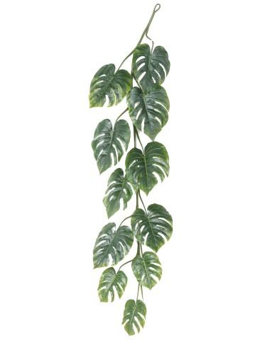 Künstliche Philodendron Girlande, ca. 190cm