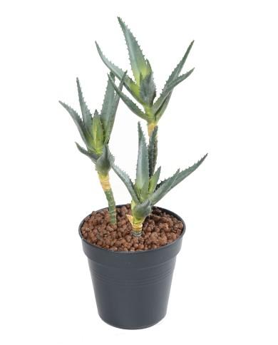 Künstliche Aloe, ca. 35cm