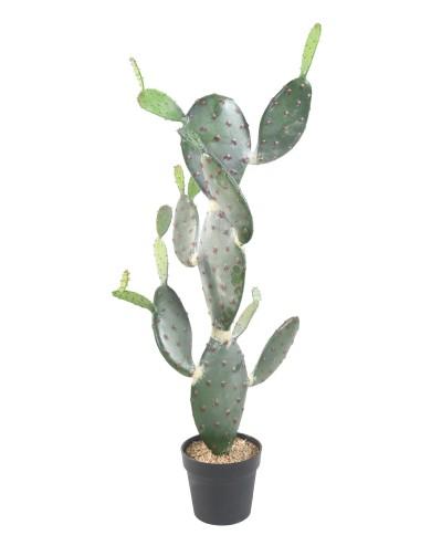 Künstlicher Kaktus Opuntia, ca. 120cm