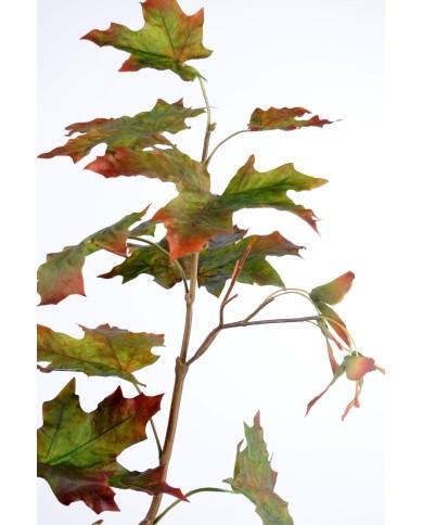 Kunstzweig Ahorn Herbst, ca. 100cm