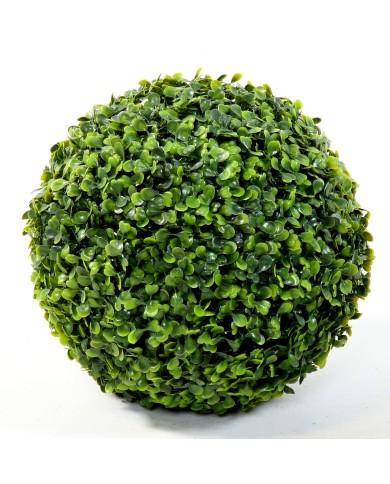 Künstlicher Buchsball hellgrün, ca. 25cm